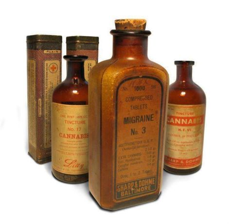 CBD Old Medicine