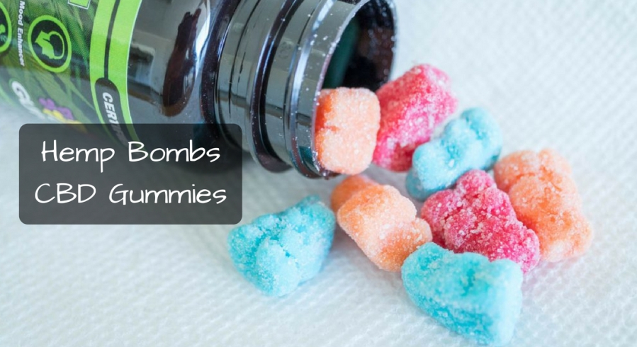 HempBombs CBD Gummies