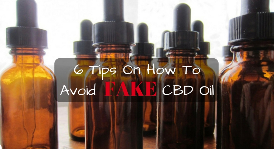 6 Tips On How To Avoid Fake CBD Oil