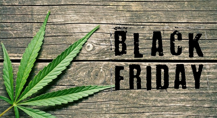 Black Friday CBD Oil Deals