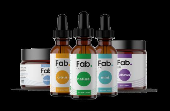 Fab CBD Products