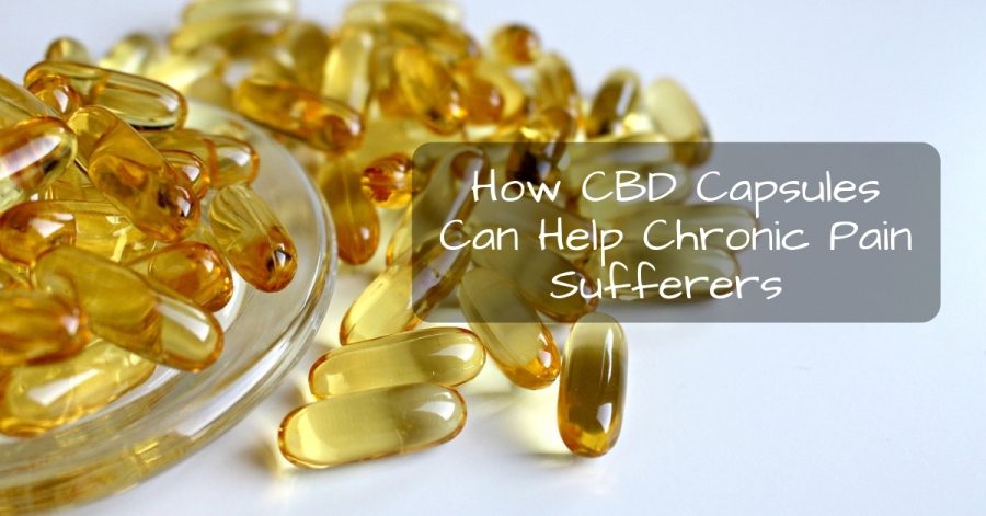 How CBD Capsules Can Help Chronic Pain Sufferers