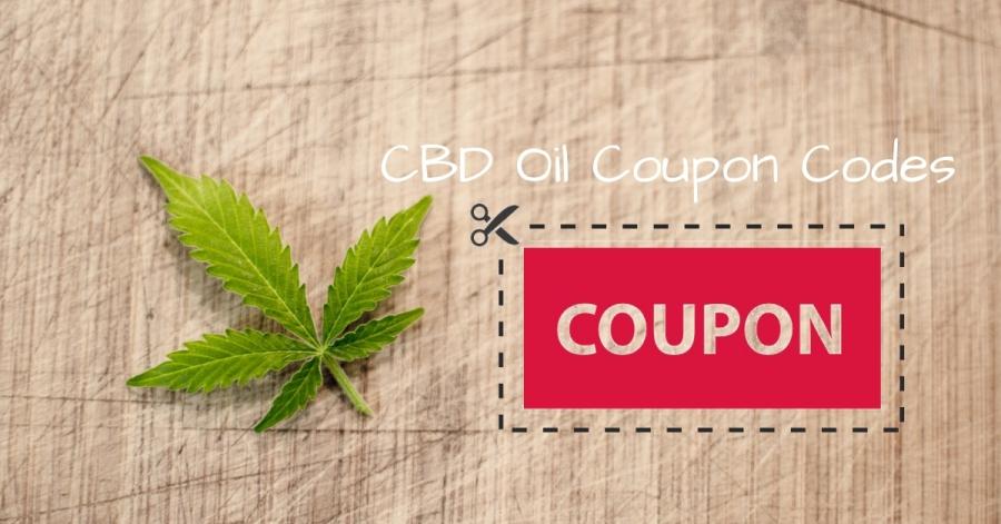CBD Oil Coupon Codes